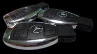 Reparación de mandos Mercedes Benz