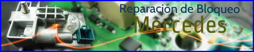 Reparación de Bloqueo mercedes Benz | Apertcar-Rubi-Barcelona